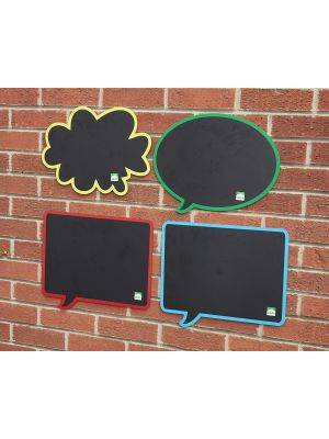 SPEECH BOARDS (4PK)