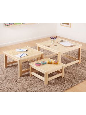 NESTING PLAY TABLES