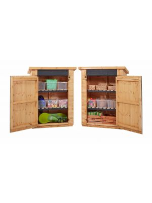 GROUP TIME SHEDS PAIR (2PK)