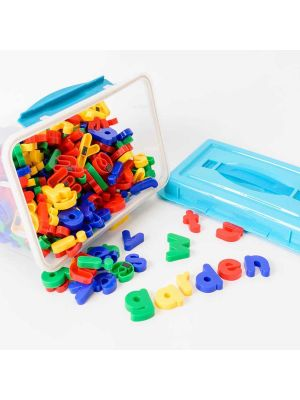 MAGNETIC LETTERS LOWERCASE (286PK)