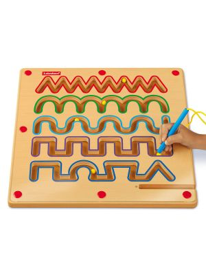 PRE-WRITING MAGNETIC BOARD