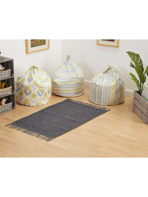 SCANDI WIPE CLEAN BEAN BAGS (3PK)