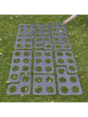 Outdoor Large Tens Frames