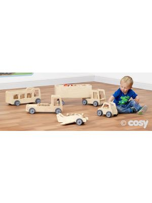 GIANT VEHICLES SET (5Pk)
