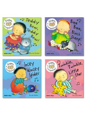 Nursery Time Board Books (3Pk)
