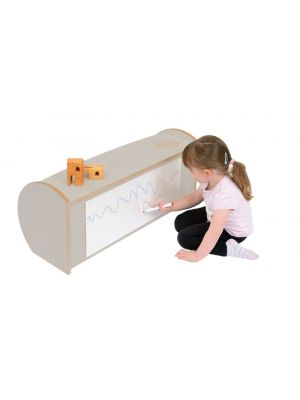 Mini shelf unit with Drywipe Back