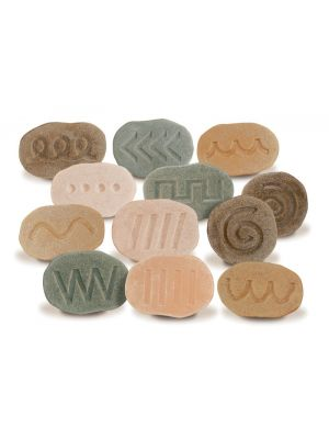 Feels-Write Pre-Writing Stones (12Pk)