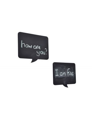 TALKING BLACKBOARDS (6PK)
