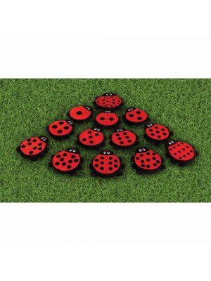 Ladybird Counting Floor Cushions Pack Of 13