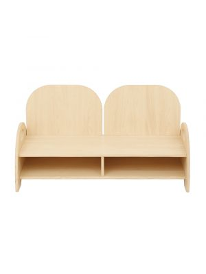 Double And Storage Seat Chair