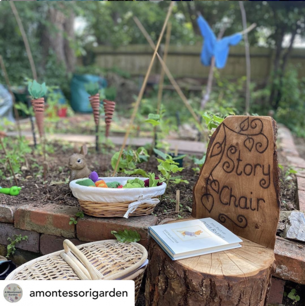 Ways to incorporate storytelling and literacy in your forest school