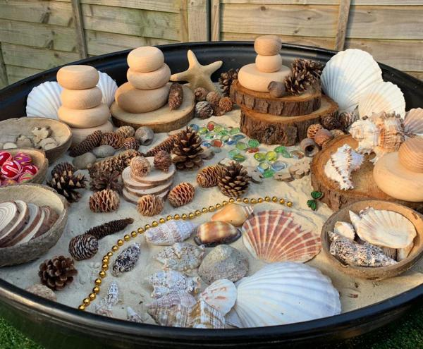 Loose Parts Play - Creating a  Library – Beg, Borrow or Steal (Ok…may be not steal!)
