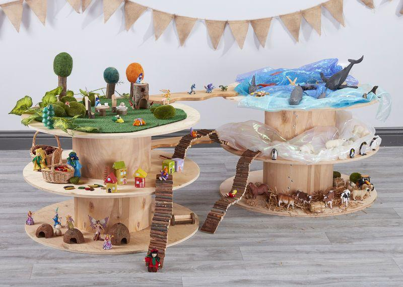 Small World Play Ideas and Inspiration
