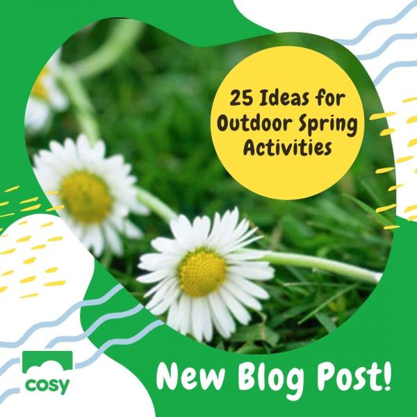 25 Ideas for Outdoor Spring Activities