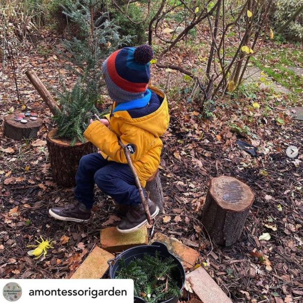 Outdoor Play in Winter - a Season of Possibilities