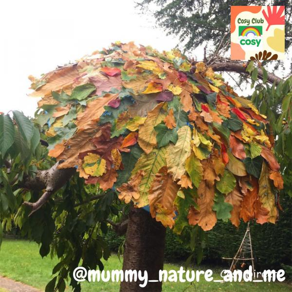 Autumn play ideas in the early years