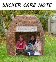 outdoor wicker care and advice