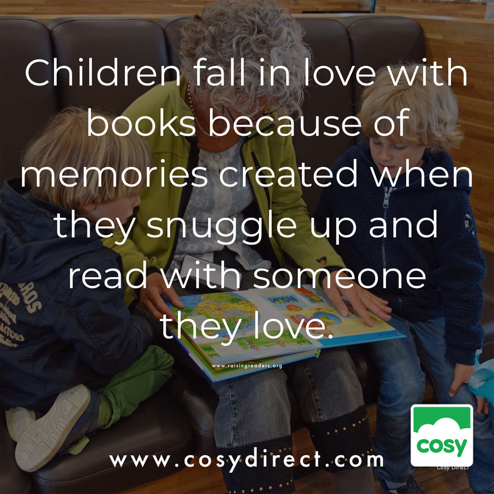 Book play - reading quote