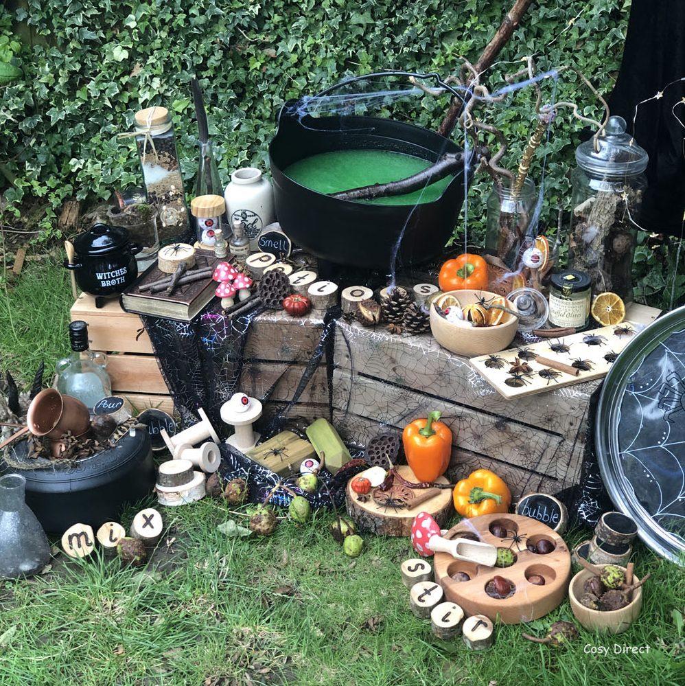 Halloween Crate ideas