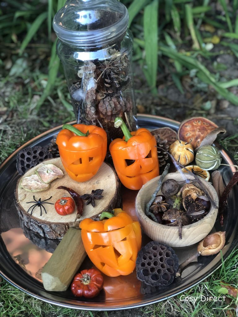 Autumn activity ideas